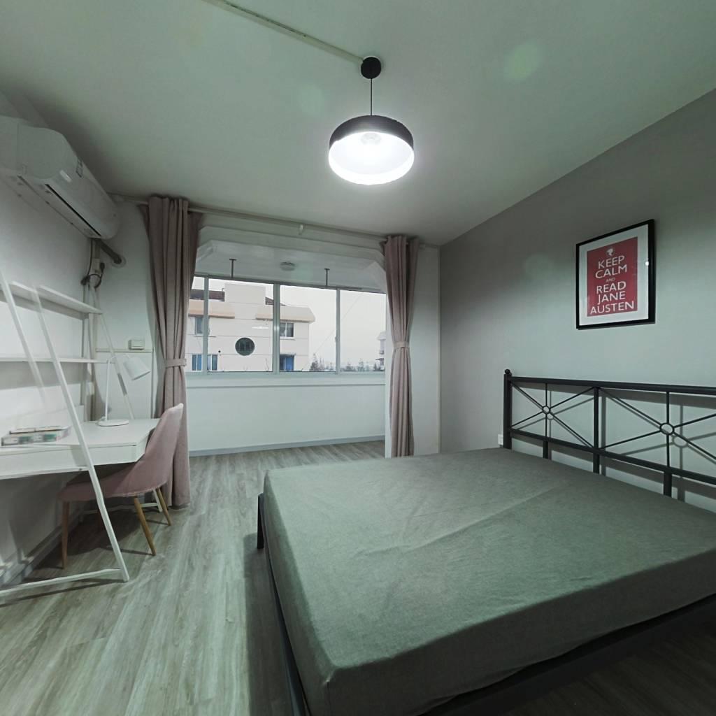 合租·恒大小区 3室1厅 南卧室图