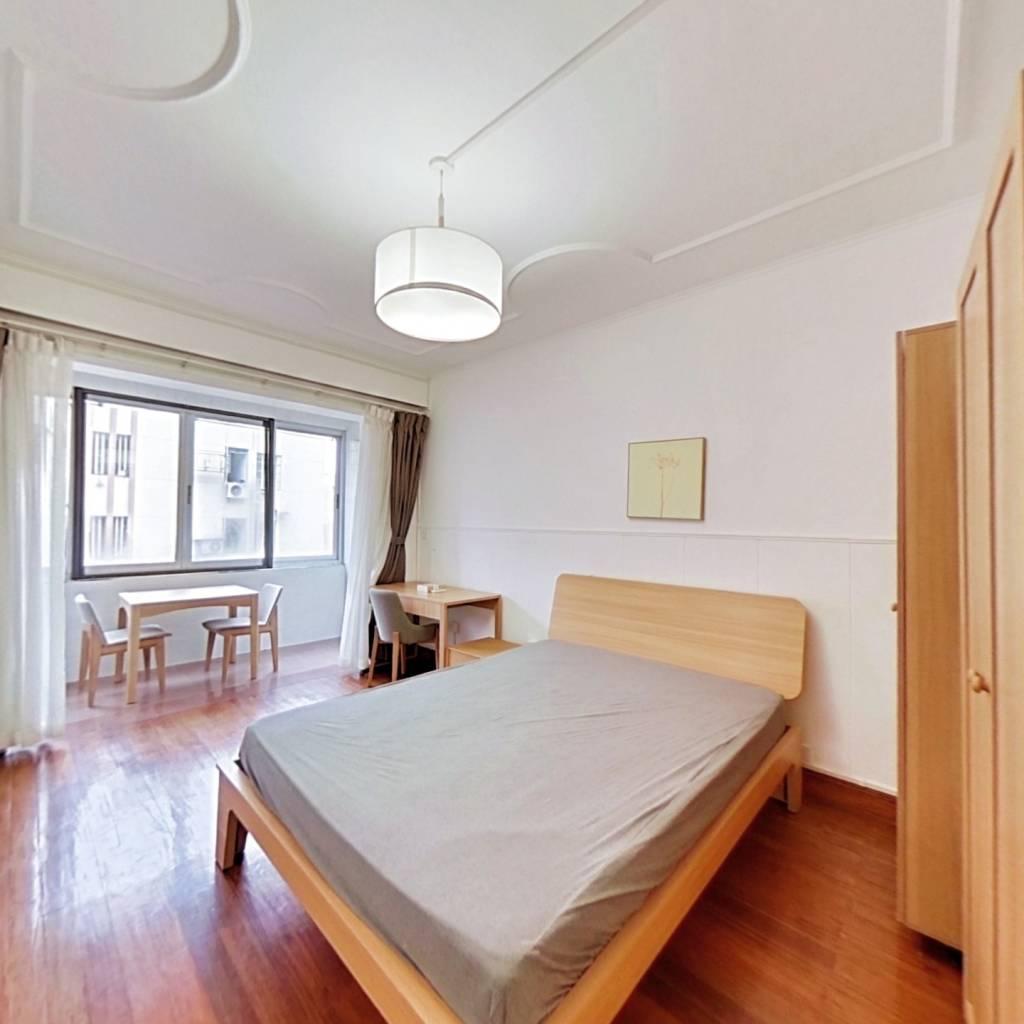 整租·武林路 2室1厅 南卧室图