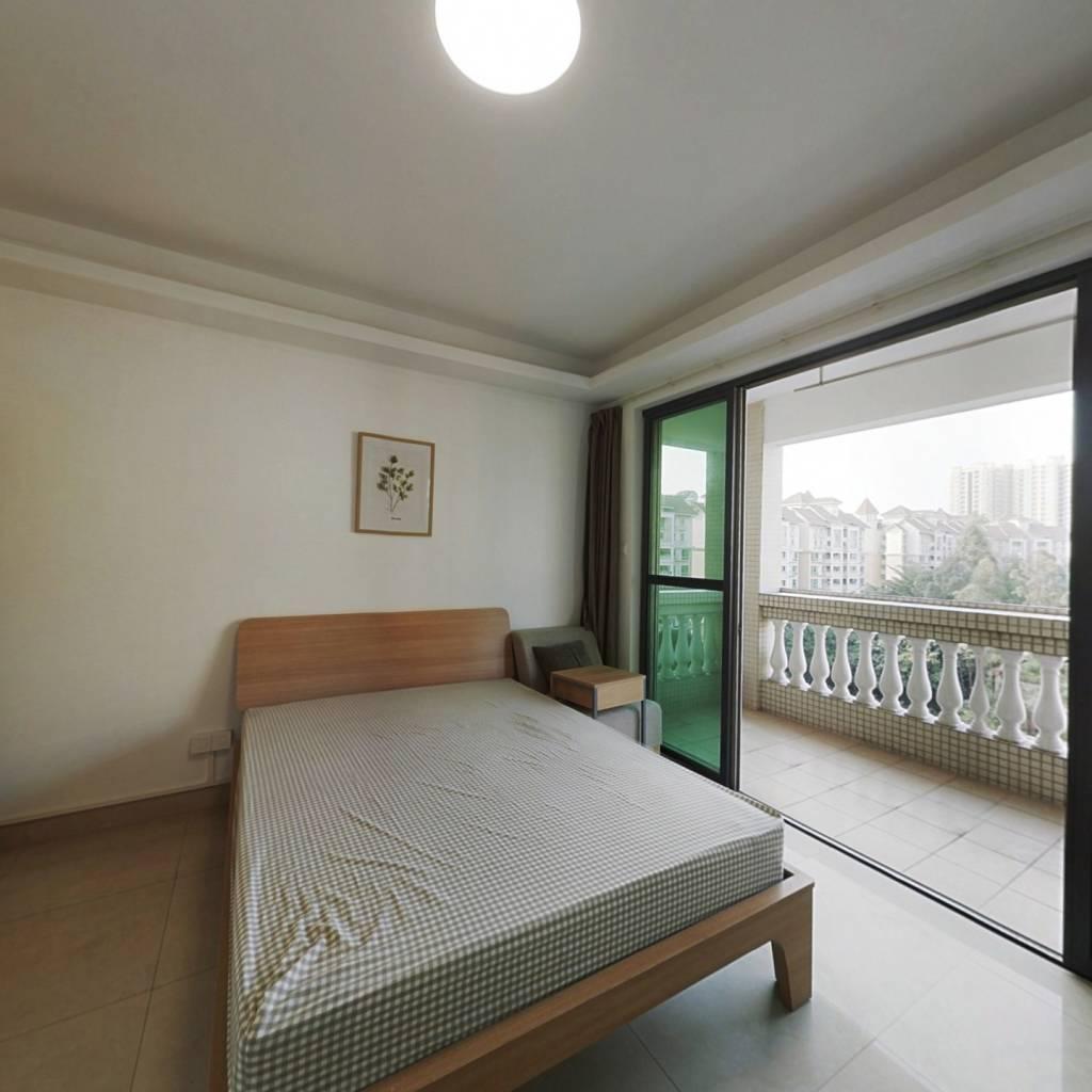 合租·东怡新区东景园 4室1厅 北卧室图