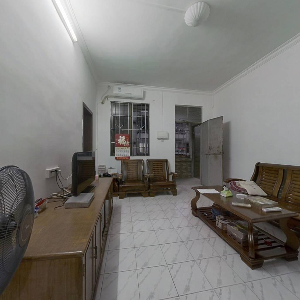正南向两房,户型方正,中楼层,保养好,生活方便