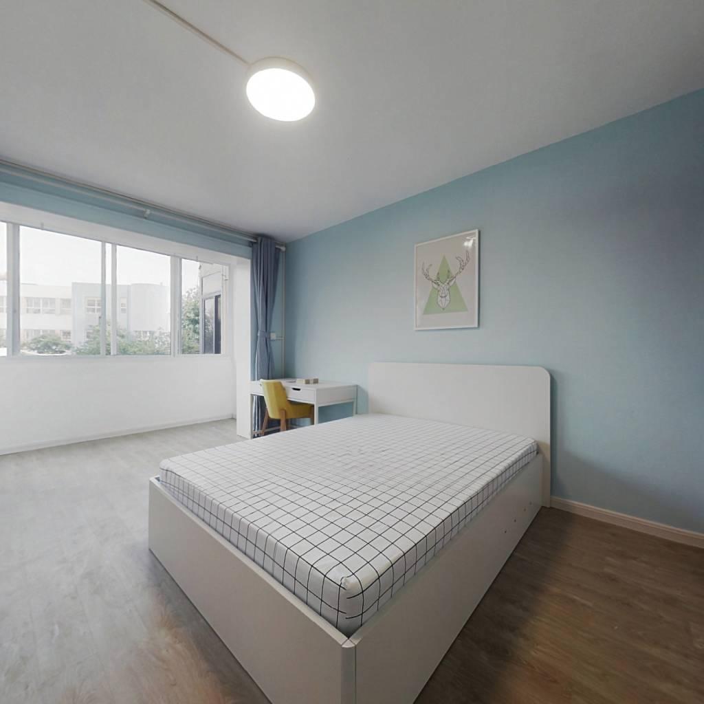 整租·长兴坊 2室1厅 南卧室图