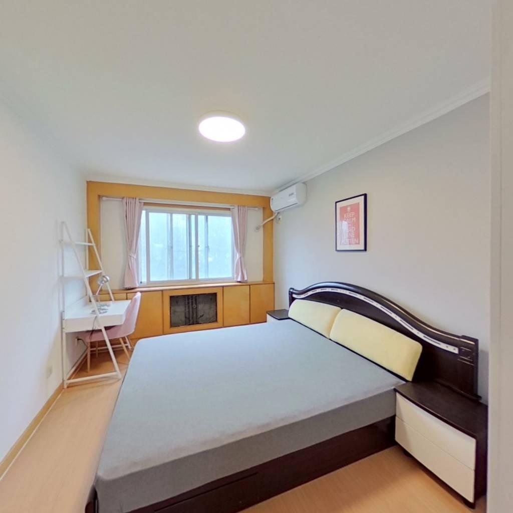 合租·双柳新居 3室1厅 南卧室图