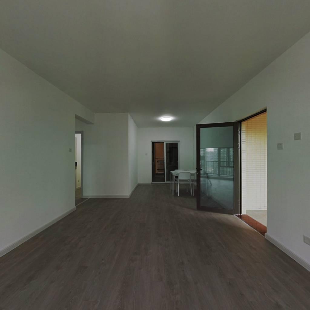 合租·幸福珺湾 4室1厅 西北卧室图