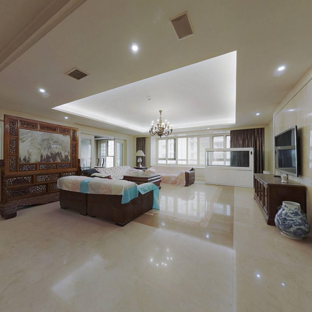 华敏世家花园 5室3厅 850万
