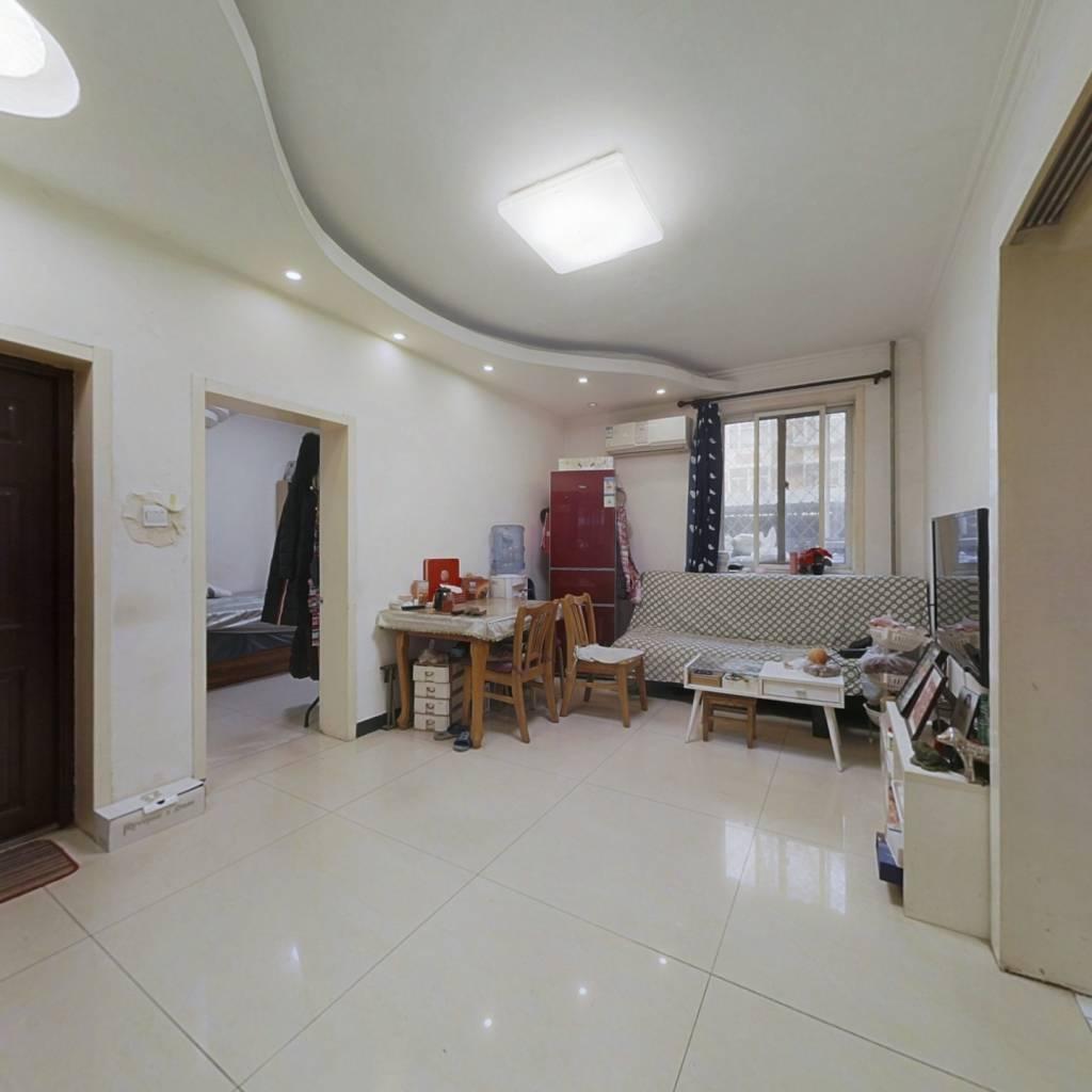 西城 广外 小红庙大院内 满五唯一 低楼层 三居室