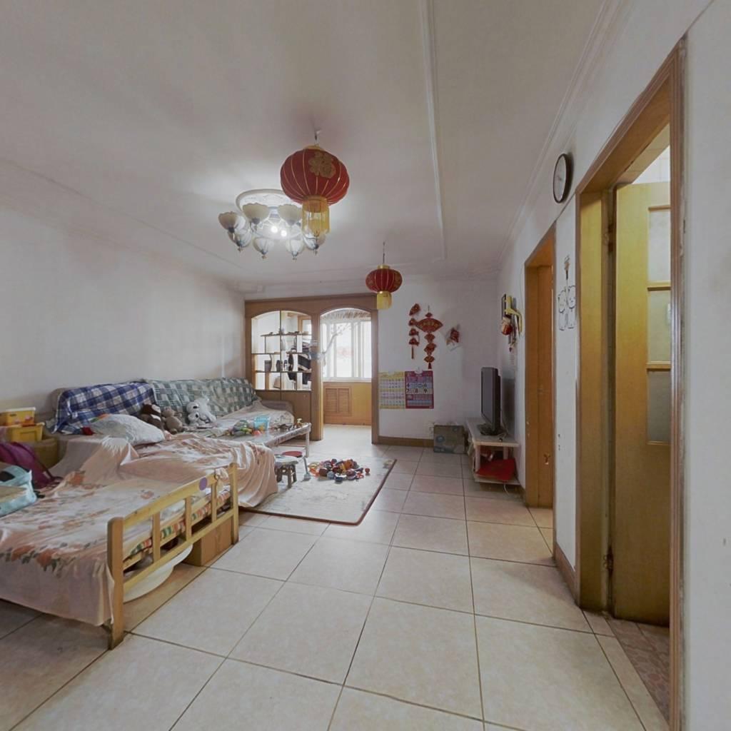 满五年 中间楼层 大客厅 东南向正规两居 看房方便便