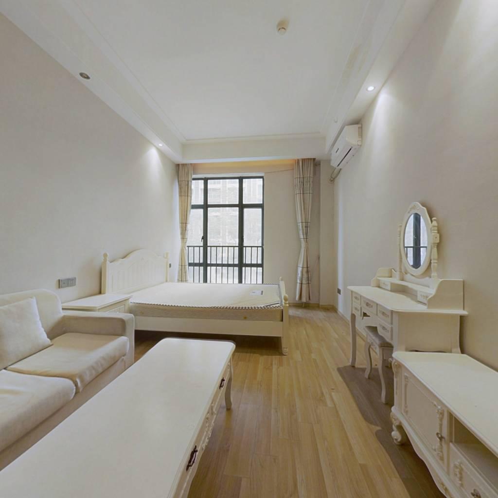 整租·海伦堡海汇广场 1室1厅 北