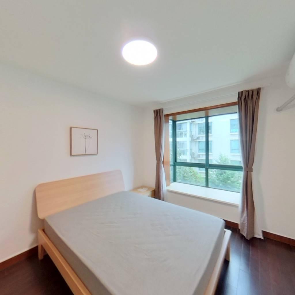 整租·春江锦庐 2室1厅 卧室图