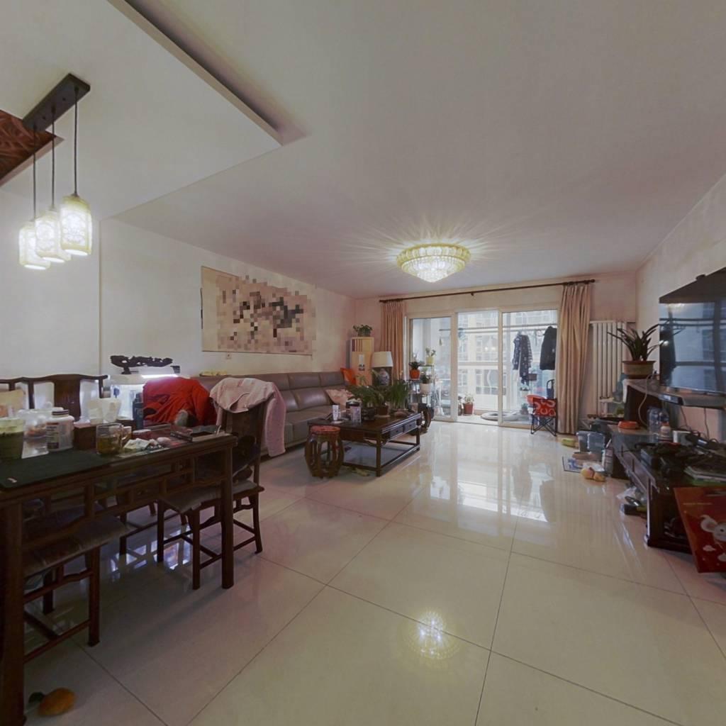金尚嘉园2007年南北通透板楼三居室出售