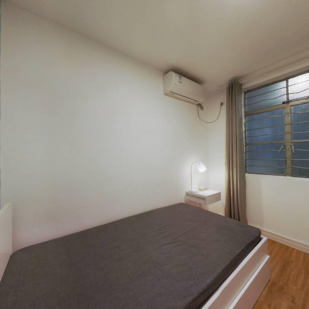 合租·紫竹园 4室1厅 南卧室图