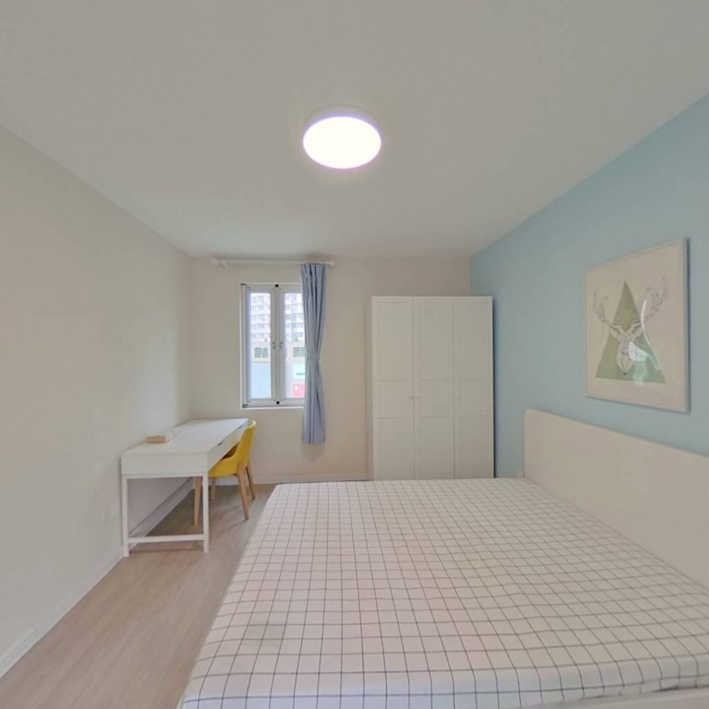 整租·安源小区 2室1厅 东卧室图
