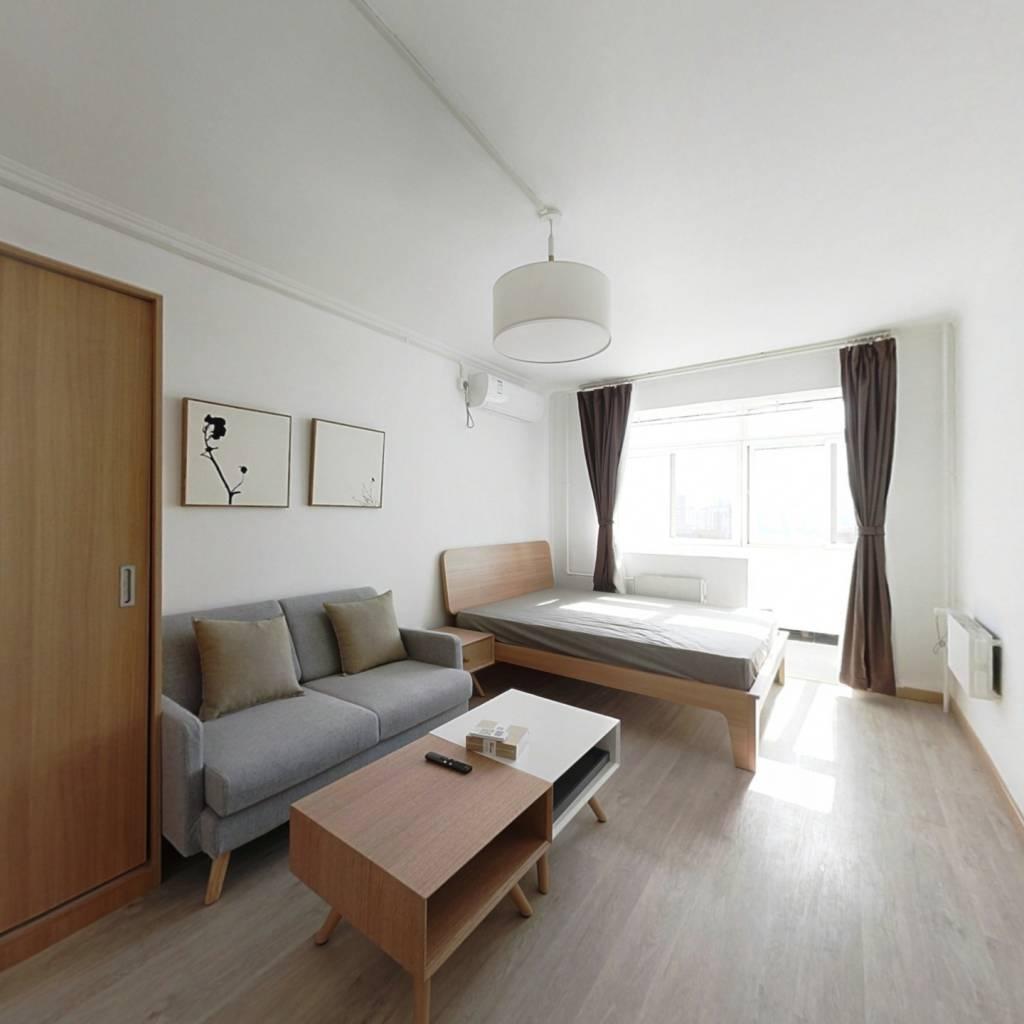 整租·塔院小区 2室1厅 南北卧室图