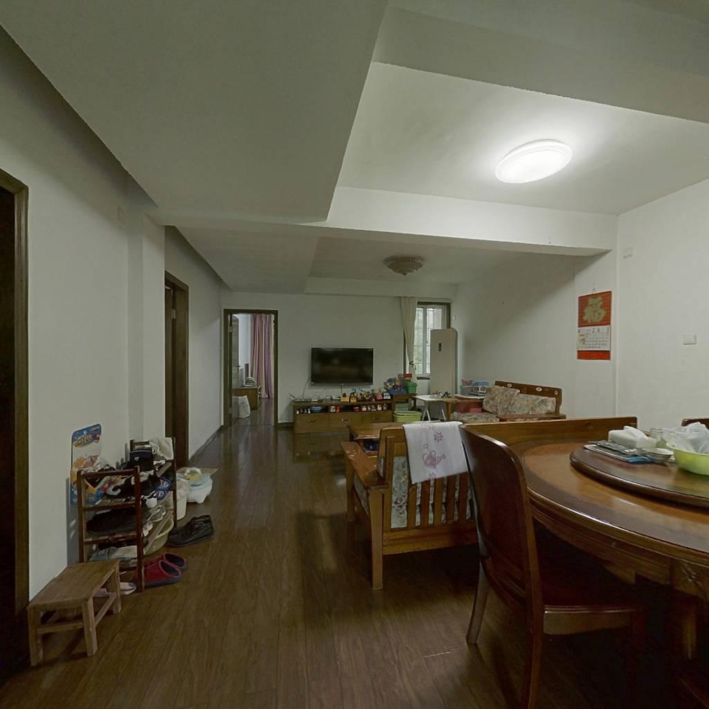 划金山小 双平层复式带露台 居家装修