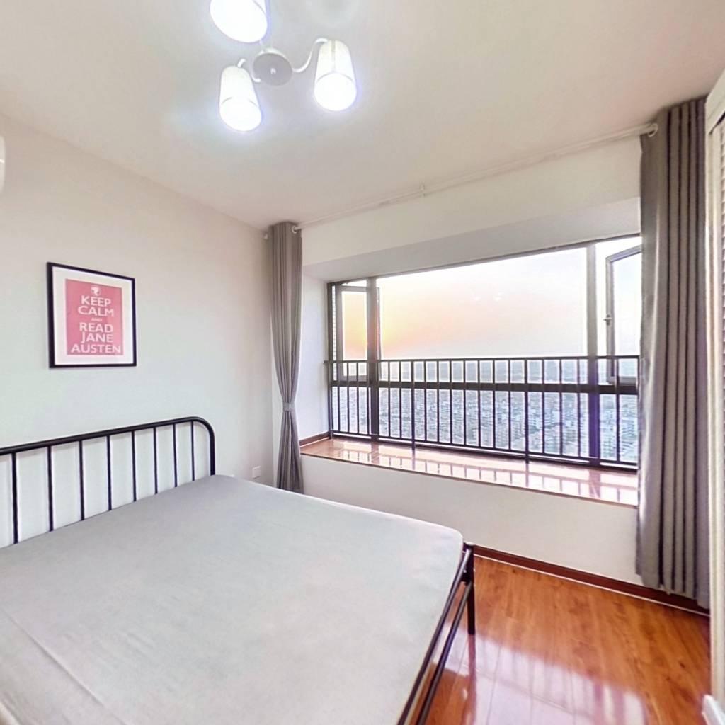 合租·尚郡 3室1厅 西卧室图