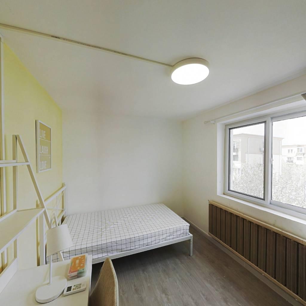 合租·绮华里 4室1厅 南卧室图