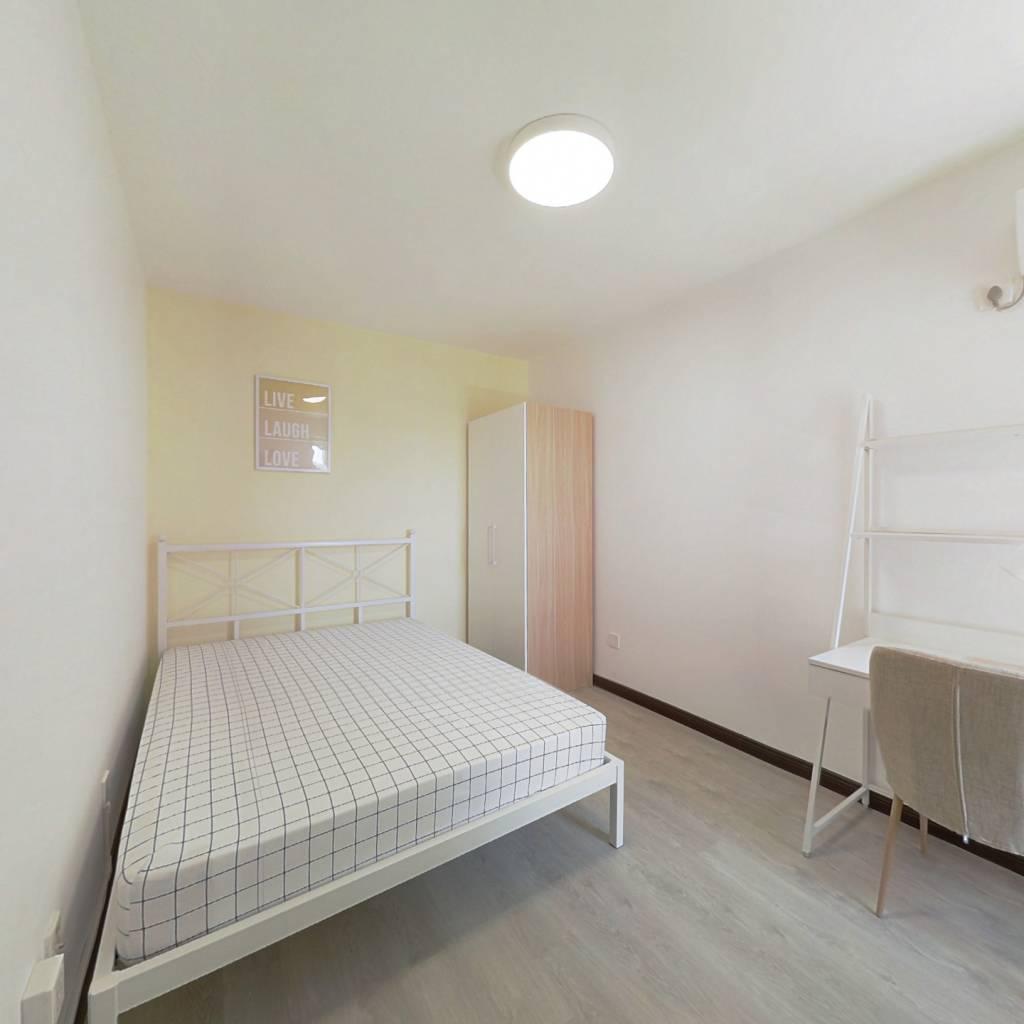 合租·北京新天地一期 3室1厅 南卧室图