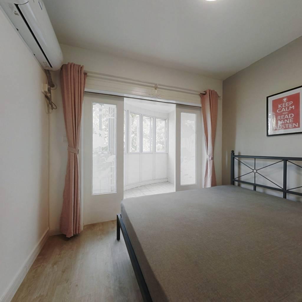 合租·新金山花园 3室1厅 北卧室图