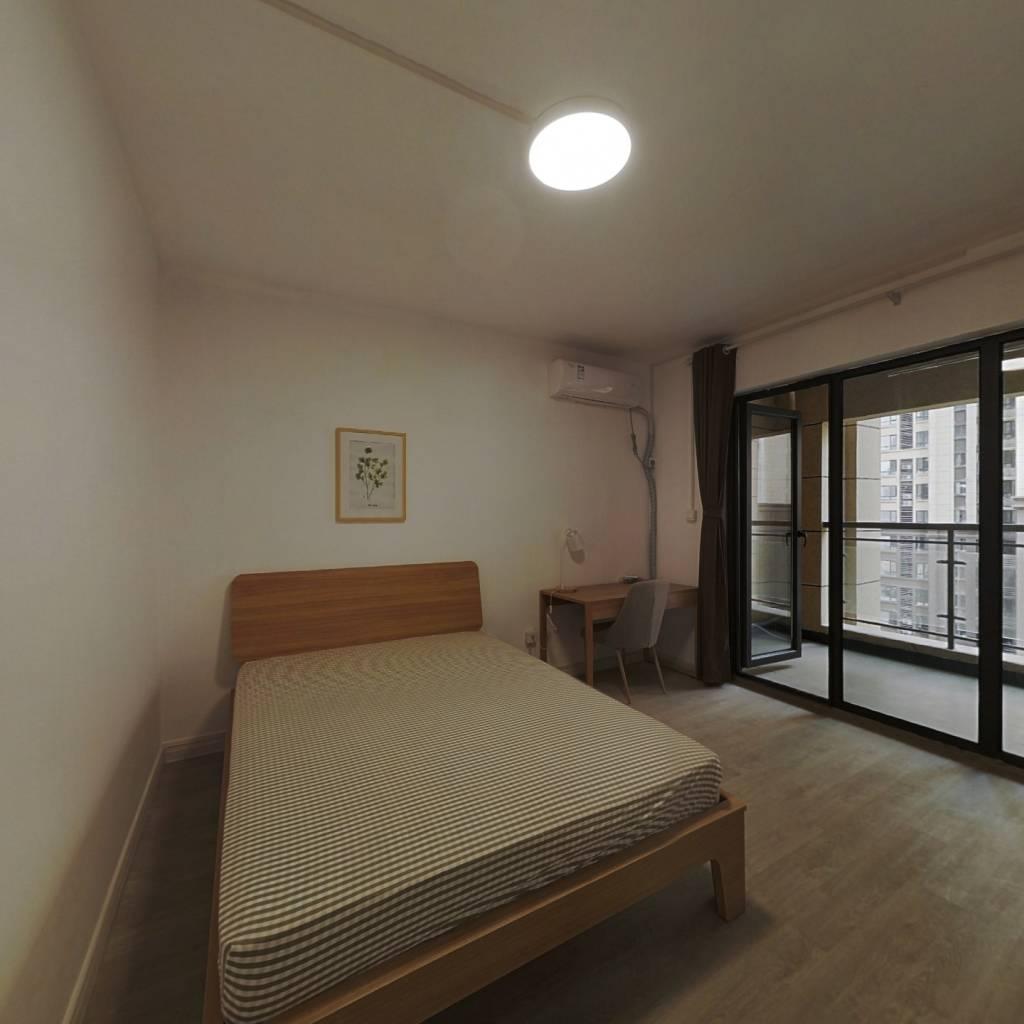 合租·福星惠誉东湖城二期 5室1厅 南卧室图