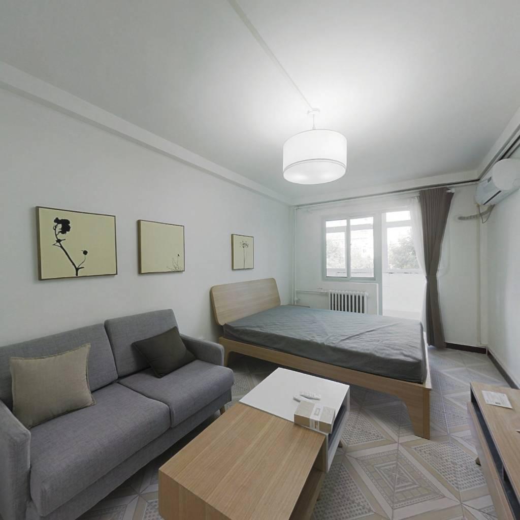 整租·景福里 1室1厅 南卧室图