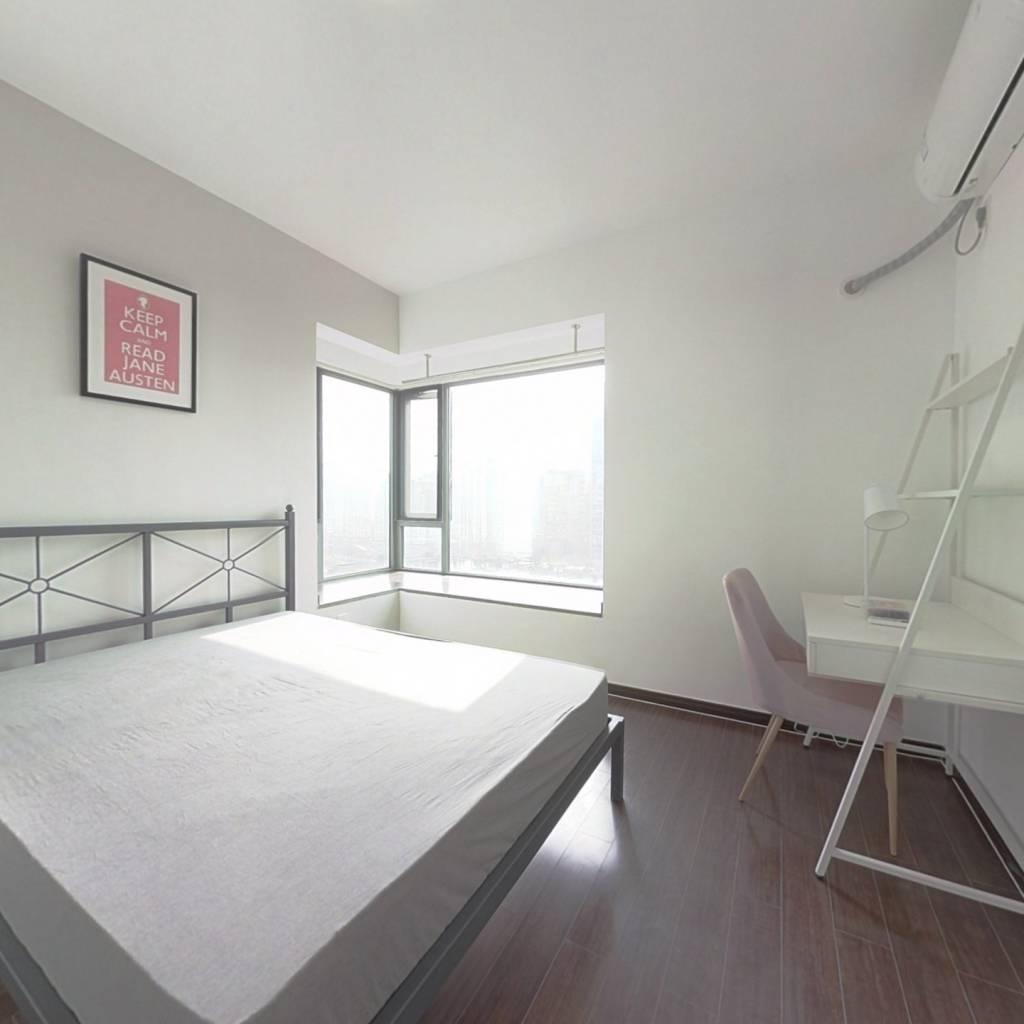 合租·蓉上坊一期 3室1厅 西南卧室图