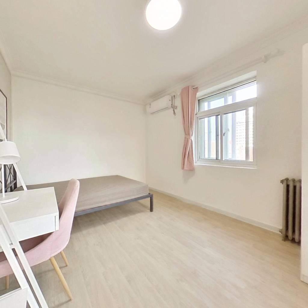 合租·裕中西里 3室1厅 南卧室图