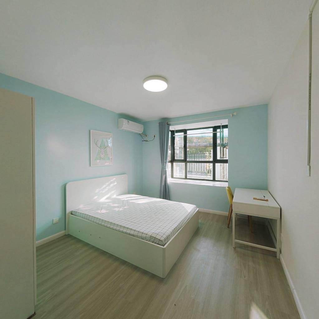 整租·春光家园 2室1厅 南卧室图