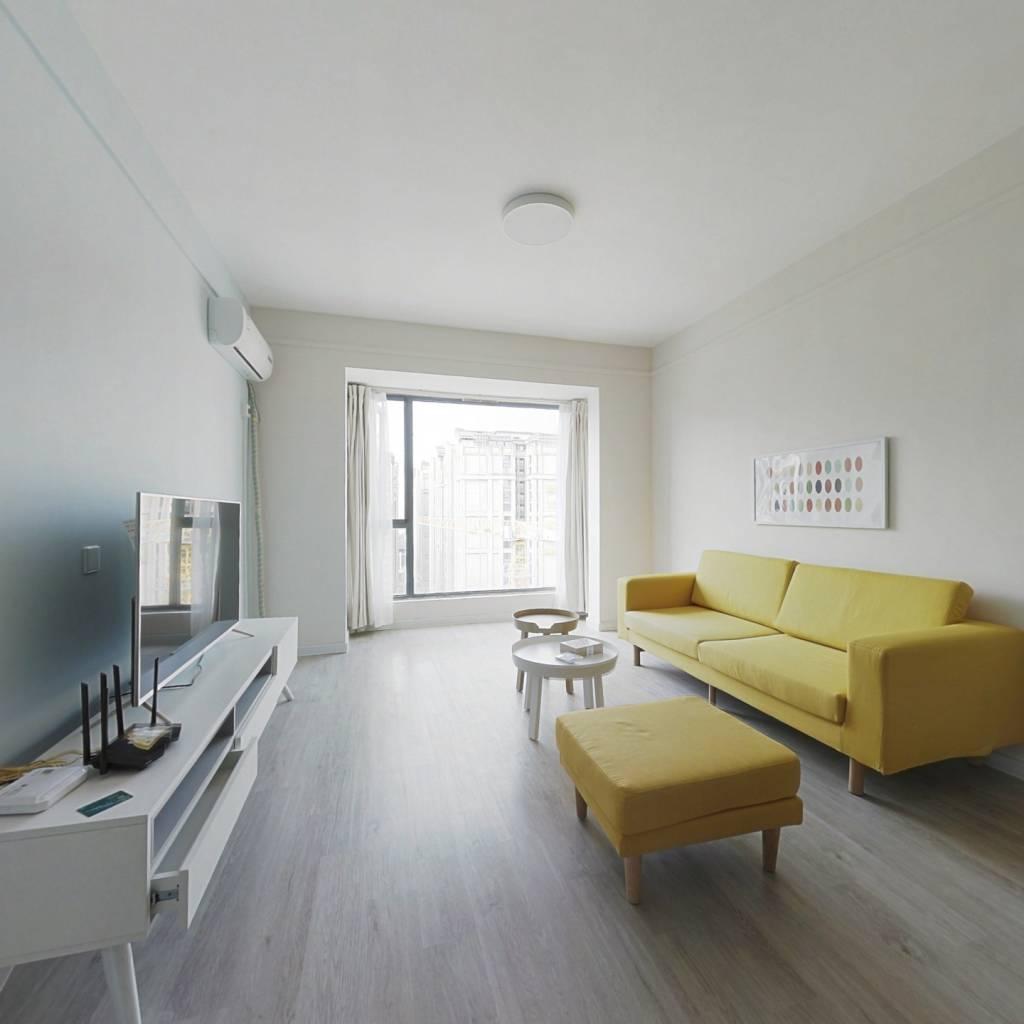 整租·中海翠屏湾 2室1厅 南卧室图