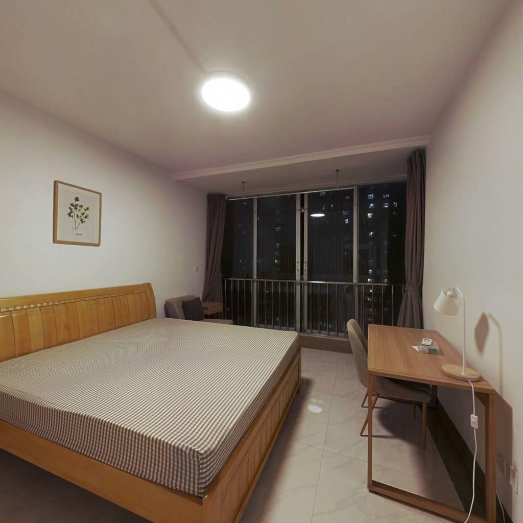 合租·朗晴居二期 3室1厅 南卧室图