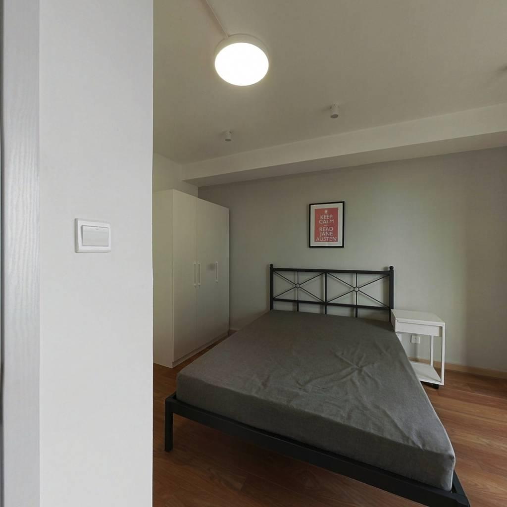 合租·星云苑 4室1厅 南卧室图