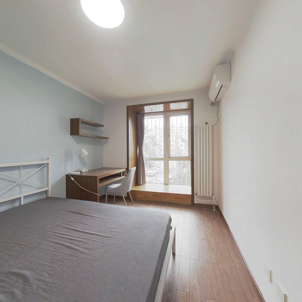 合租·富锦嘉园一区 4室1厅 南卧室图