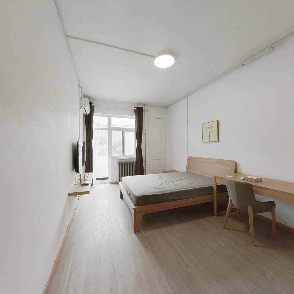 整租·花園村小區 2室1廳 南北臥室圖