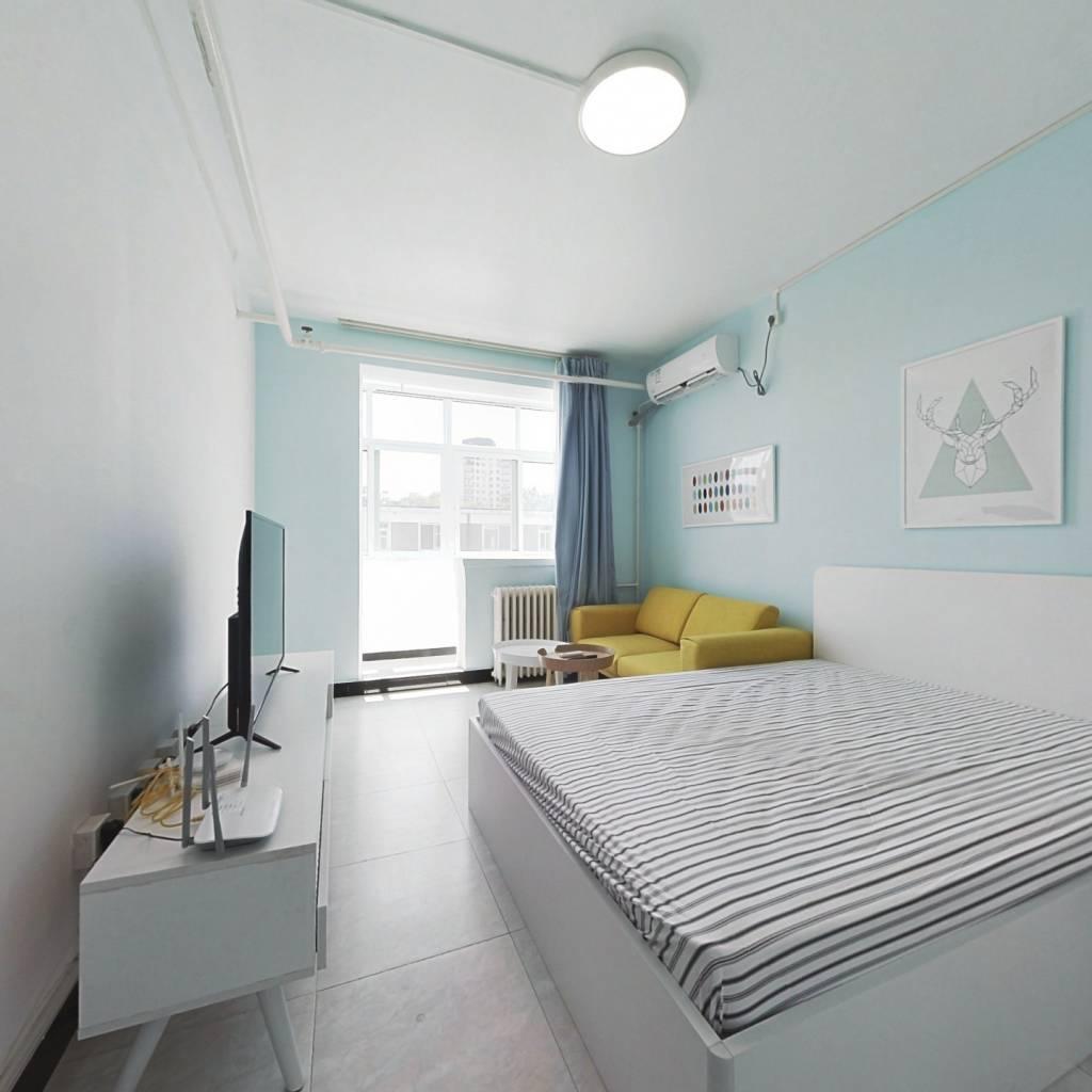 整租·车道沟10号院 2室1厅 南北卧室图