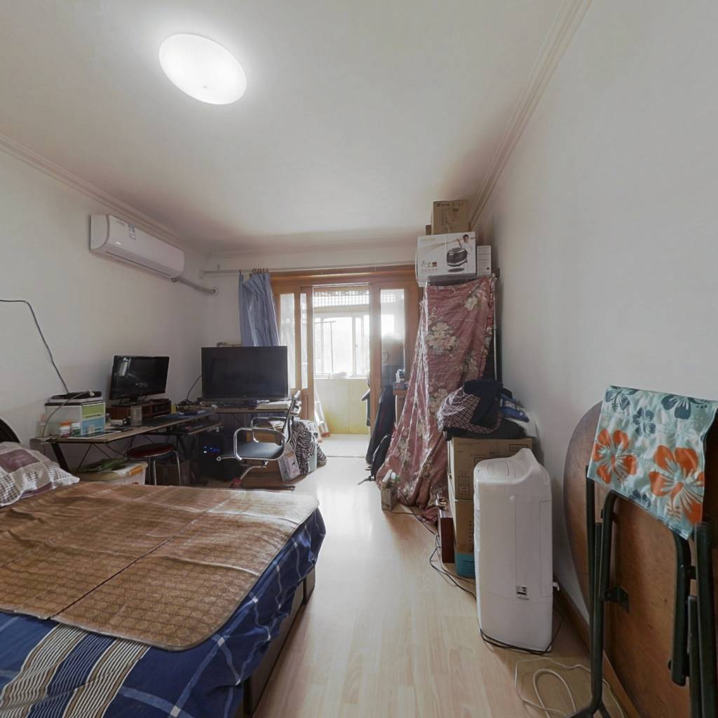 颐和园宿舍 满五唯一 已购公房 南北通透 双阳台