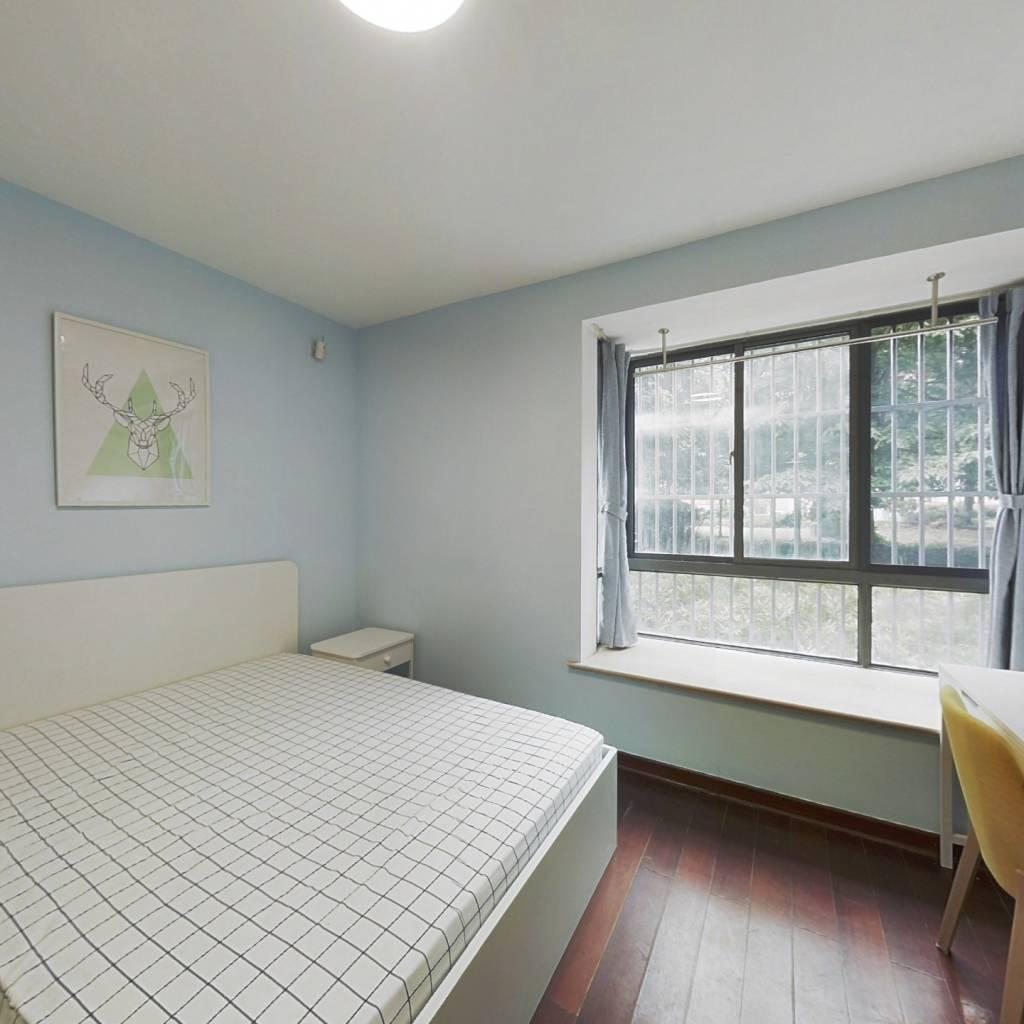 整租·金禾新苑 2室1厅 南卧室图