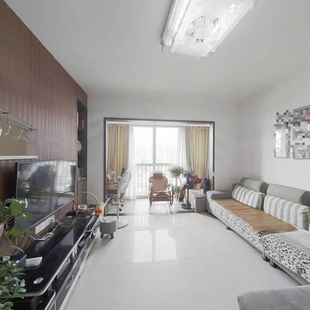 银盆岭 滨江新城 香海西岸精装三房 可拎包入住