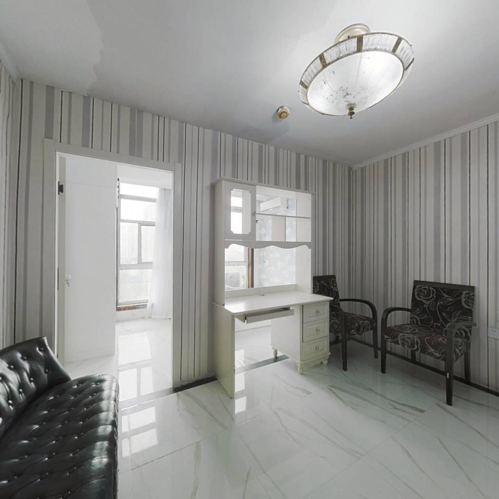 天龙商务公寓 2室1厅 西