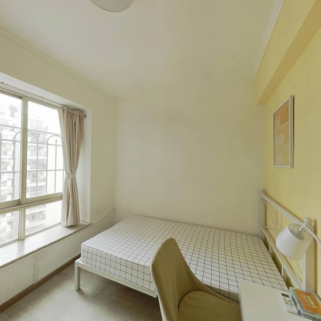 合租·保利花园(海珠) 4室1厅 北卧室图