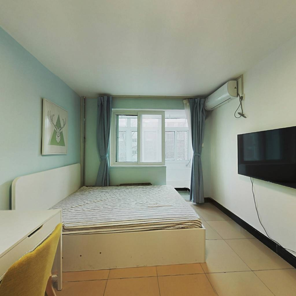 整租·角门东里 2室1厅 南北卧室图