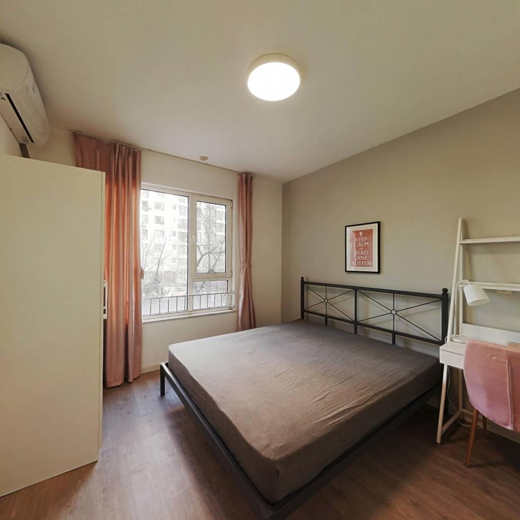 合租·沿海赛洛城三期 3室1厅 南卧室图