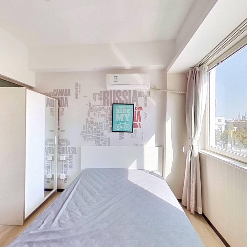 合租·名门世家(浦东) 2室1厅 南卧室图