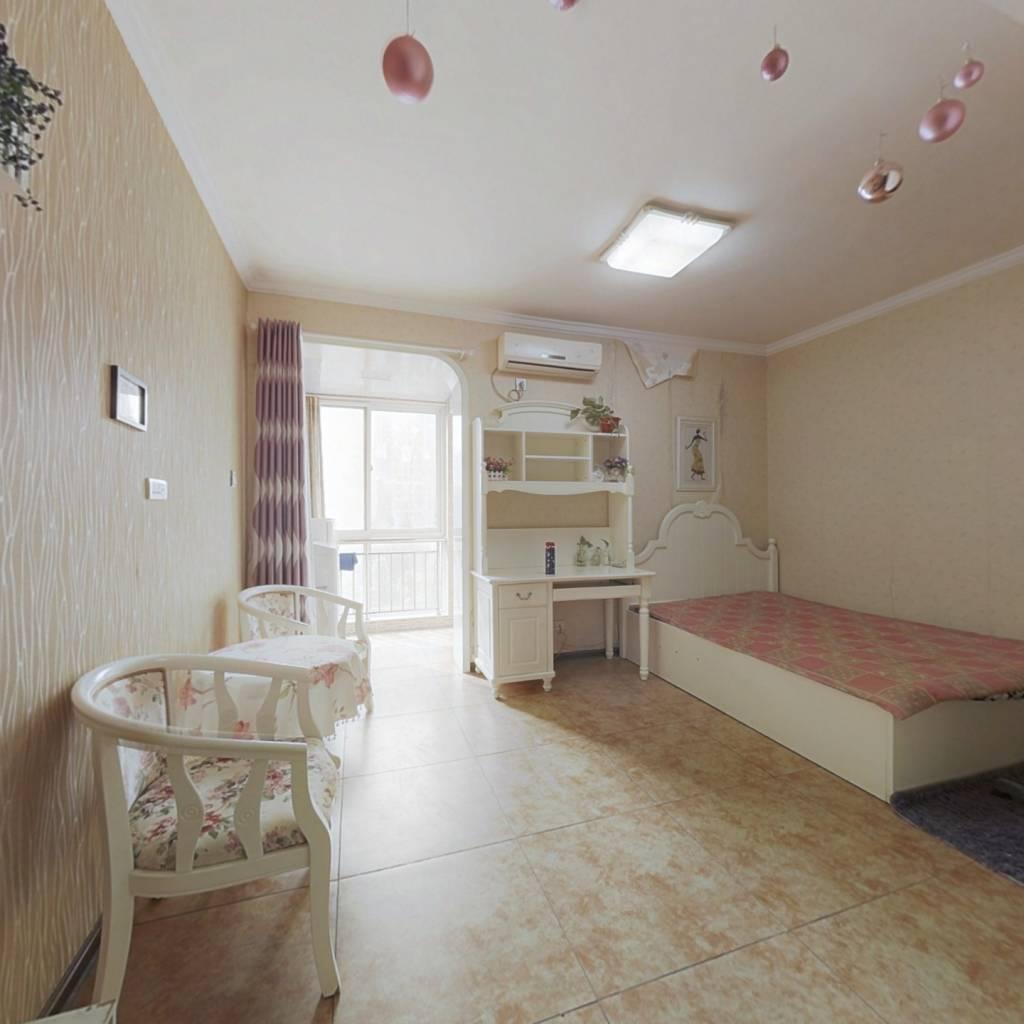 精装修一室,居住舒适  价格低 交通方便