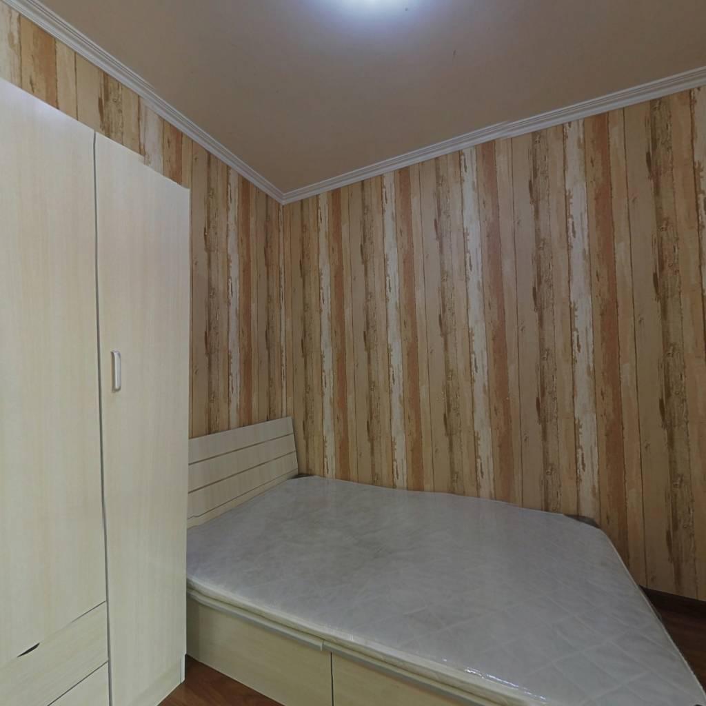 整租·东亚望京中心 1室1厅 西北卧室图