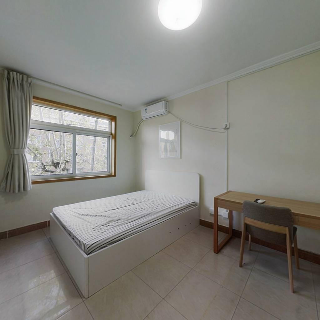 整租·友谊社区 1室1厅 南卧室图