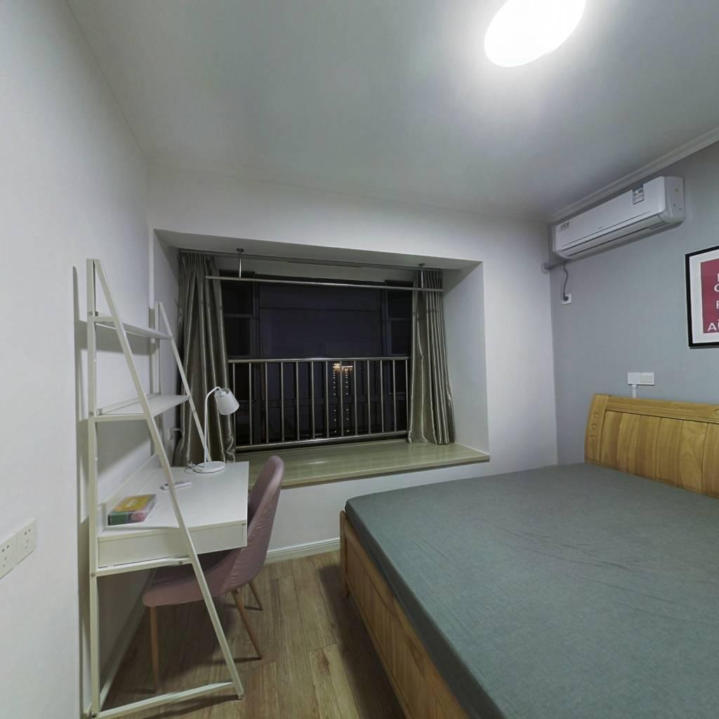 合租·石桥花园三期 4室1厅 南卧室图