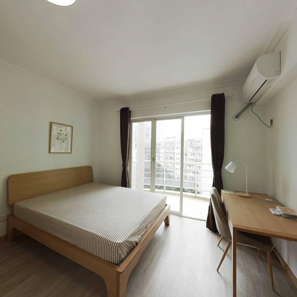 合租·蔚蓝海岸1期 4室1厅 东卧室图