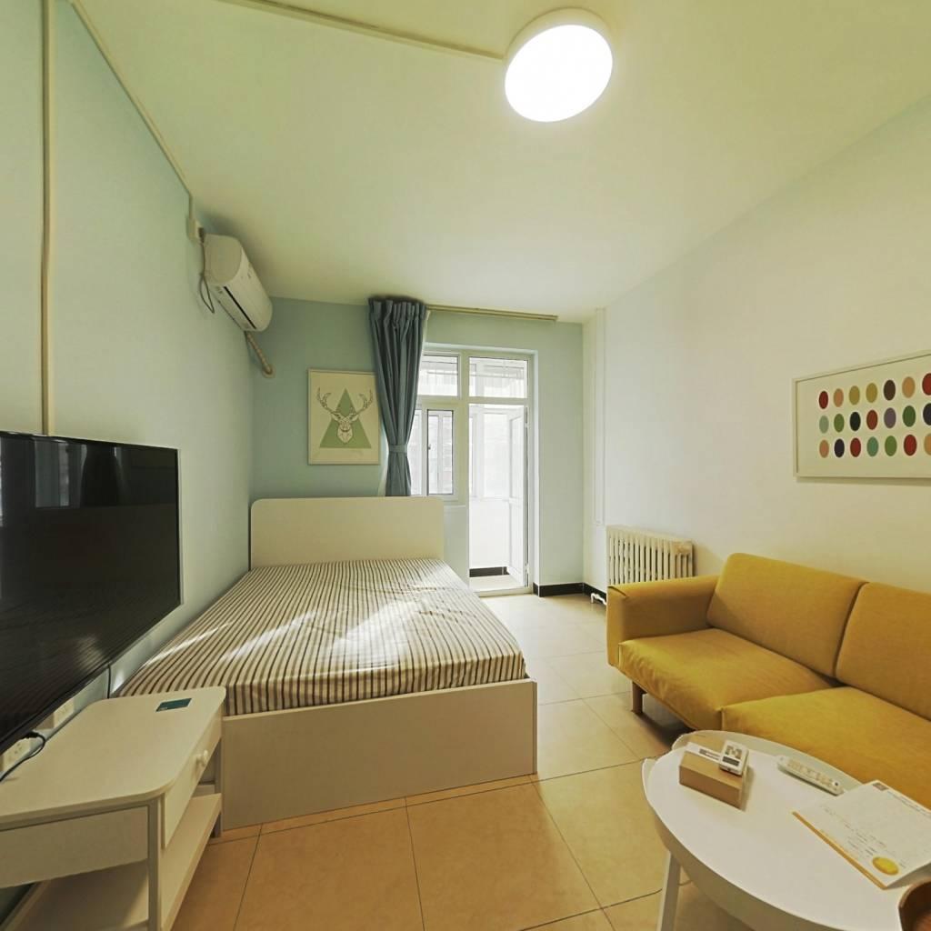 整租·郑王坟141号院 2室1厅 南卧室图