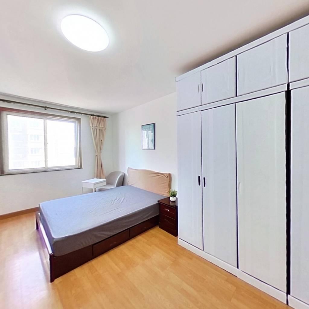 合租·太极小区 3室1厅 西卧室图