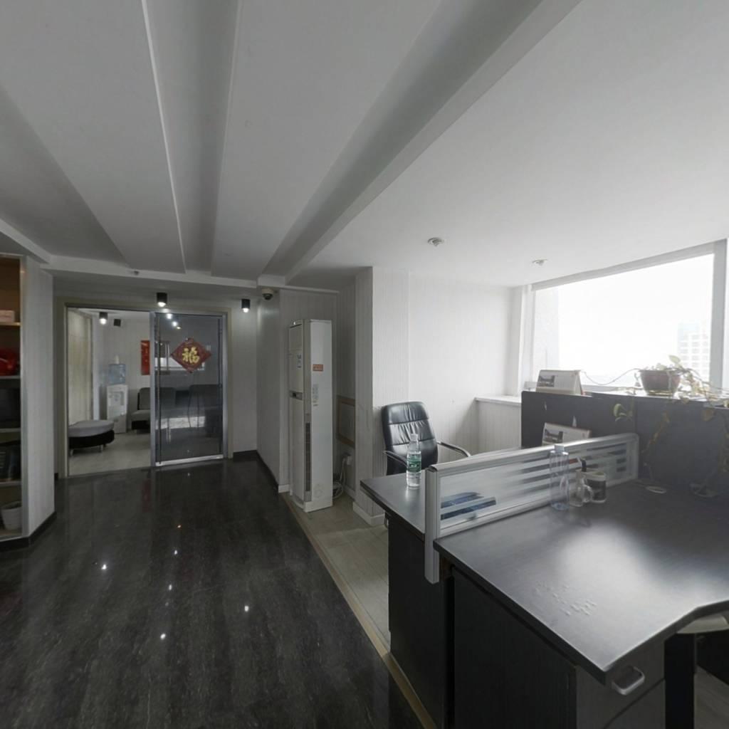 商用公寓,拎包入住,两间打通,复式
