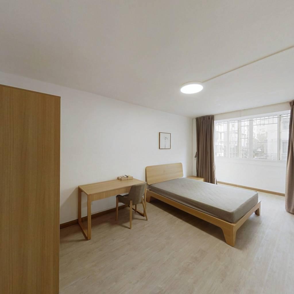 整租·控江四村 2室1厅 南北卧室图