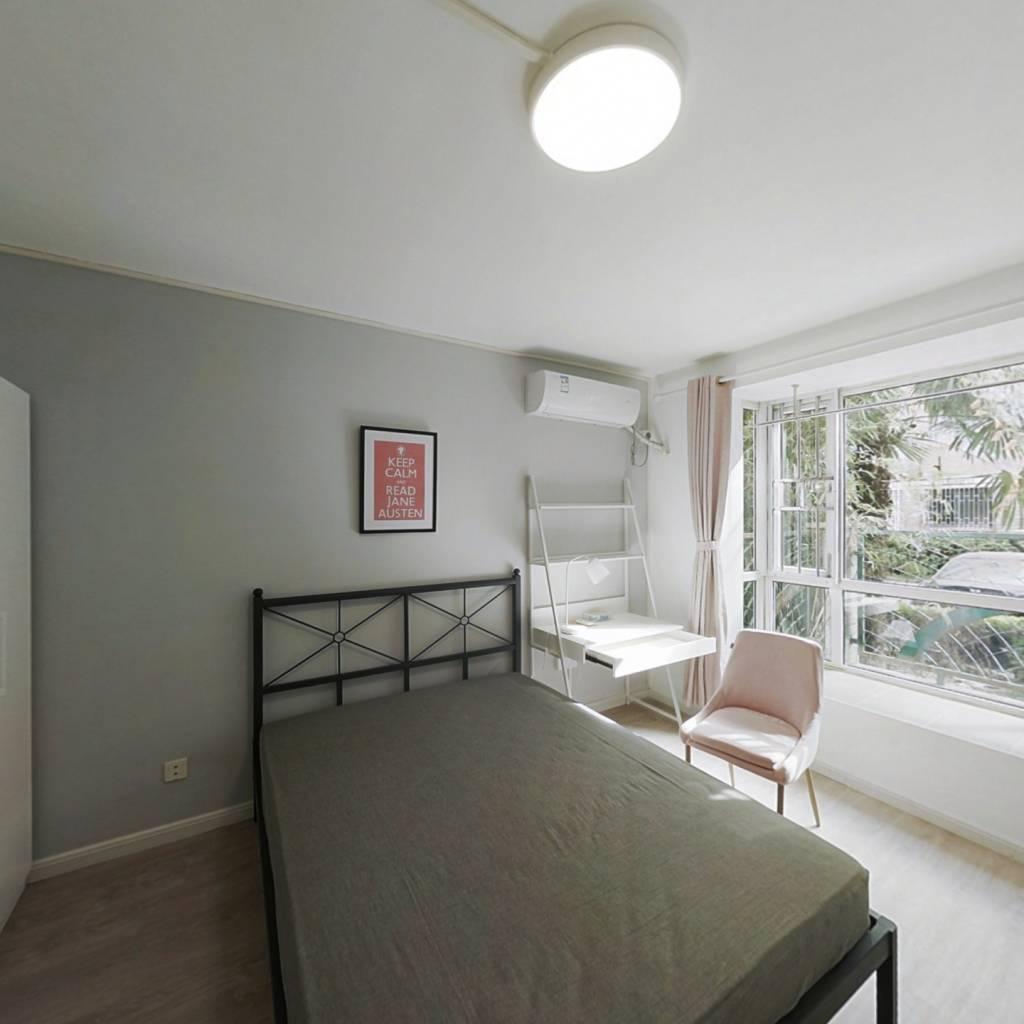 合租·佳泰花园 3室1厅 南卧室图